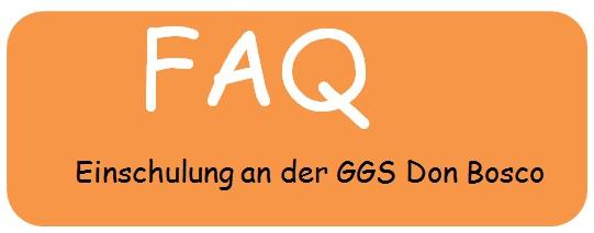 FAQ Einschulung