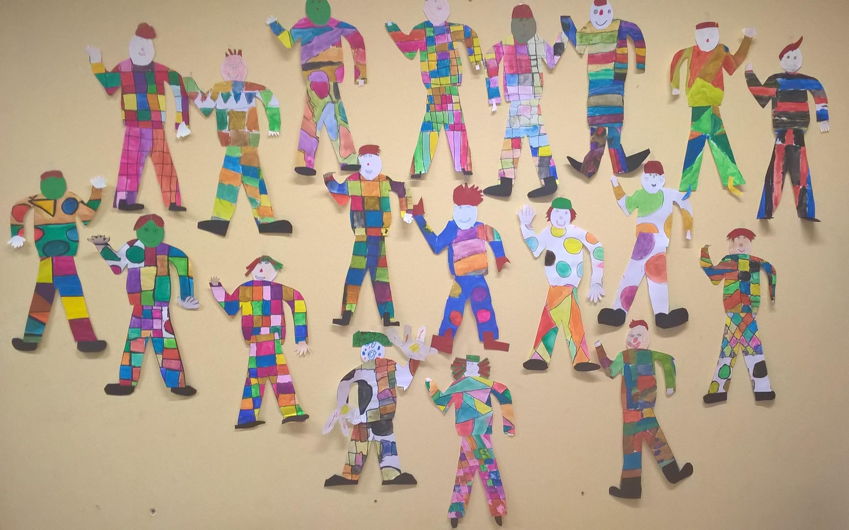 Kunst In Der Katzenklasse Ggs Don Bosco